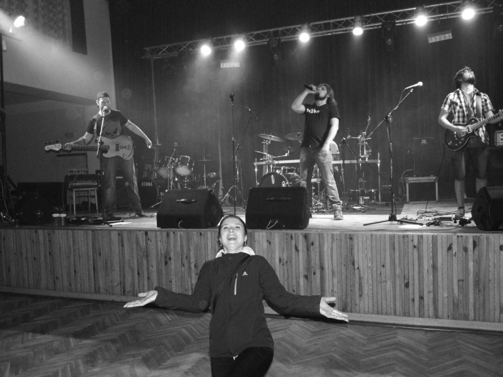 The November Revolution Day of Metal, Čelčice [12] (15.11.2014) - Kervežekson (crossover kapela z Prostějova)