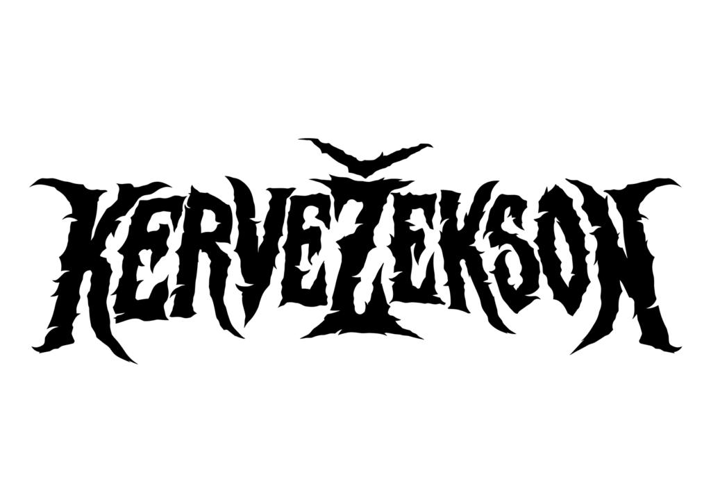 Pro pořadatele - Logo - Kervežekson (crossover kapela z Prostějova)