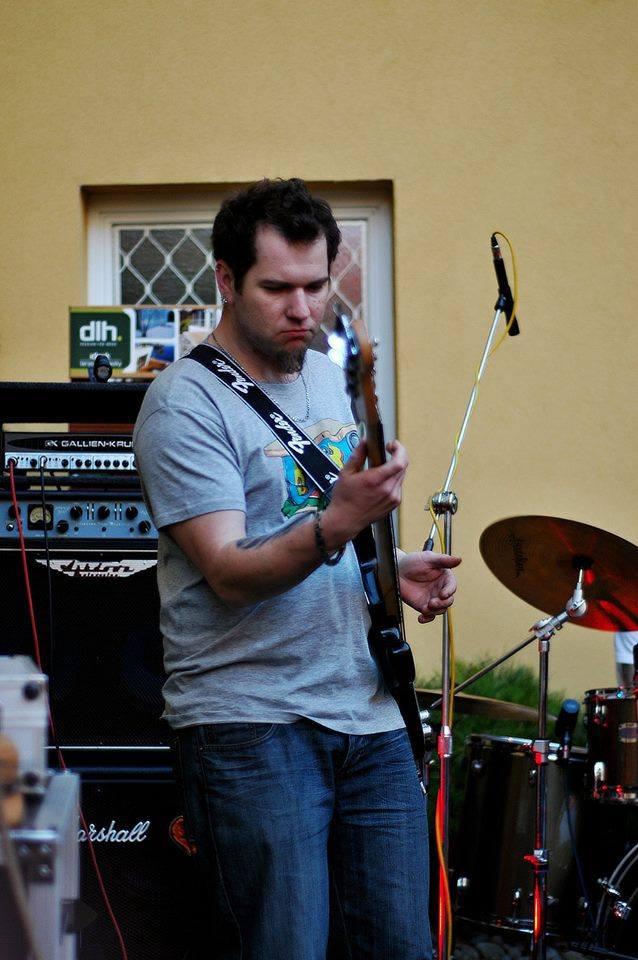 Pells Days, Argo Sport, Prostějov [1] (12.4.2014) - Kervežekson (crossover kapela z Prostějova)
