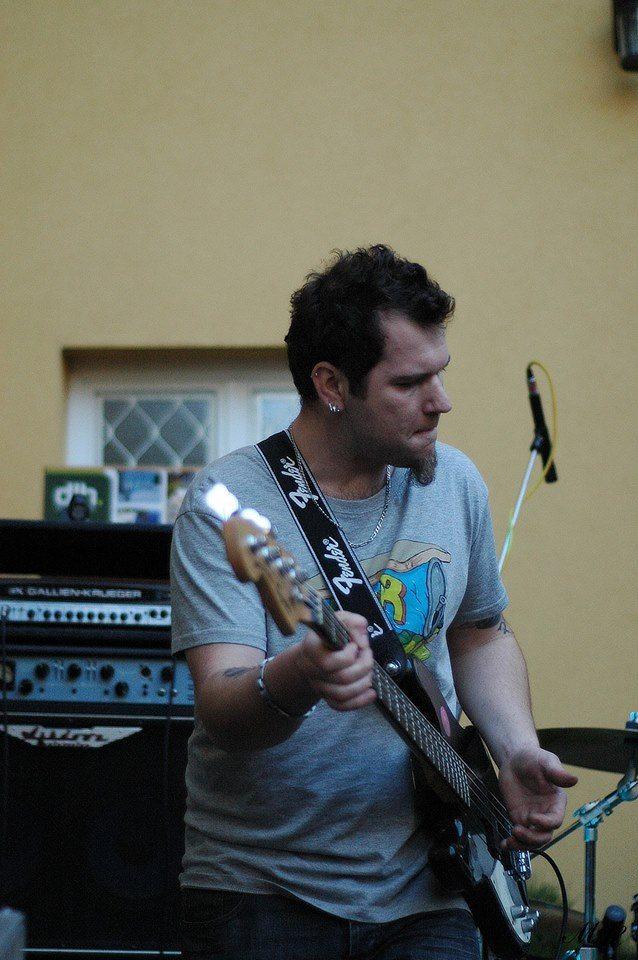 Pells Days, Argo Sport, Prostějov [10] (12.4.2014) - Kervežekson (crossover kapela z Prostějova)