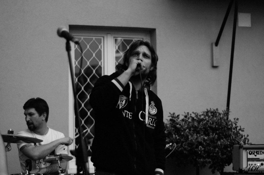 Pells Days, Argo Sport, Prostějov [3] (12.4.2014) - Kervežekson (crossover kapela z Prostějova)