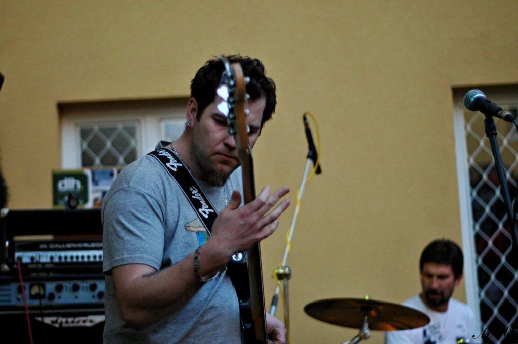 Pells Days, Argo Sport, Prostějov [6] (12.4.2014) - Kervežekson (crossover kapela z Prostějova)