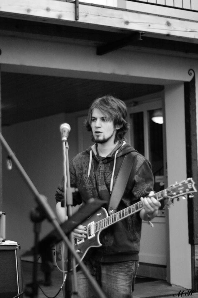 Pells Days, Argo Sport, Prostějov [8] (12.4.2014) - Kervežekson (crossover kapela z Prostějova)