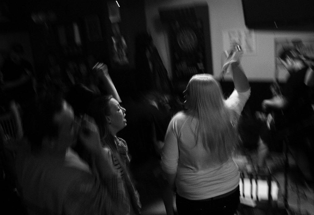 Pařba U Kulaté vol.3, Prostějov [15] (19.4.2014) - Kervežekson (crossover kapela z Prostějova)