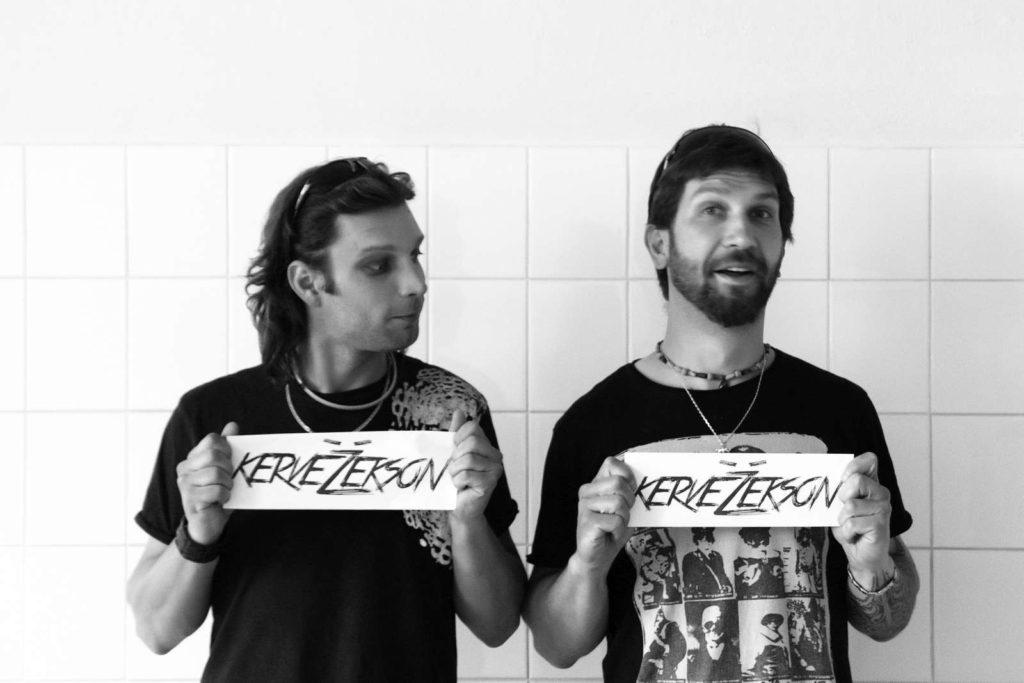 Promo fotky 2014 [11] - Kervežekson (crossover kapela z Prostějova)