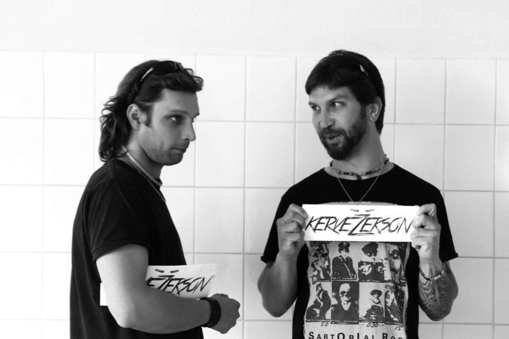 Promo fotky 2014 [12] - Kervežekson (crossover kapela z Prostějova)