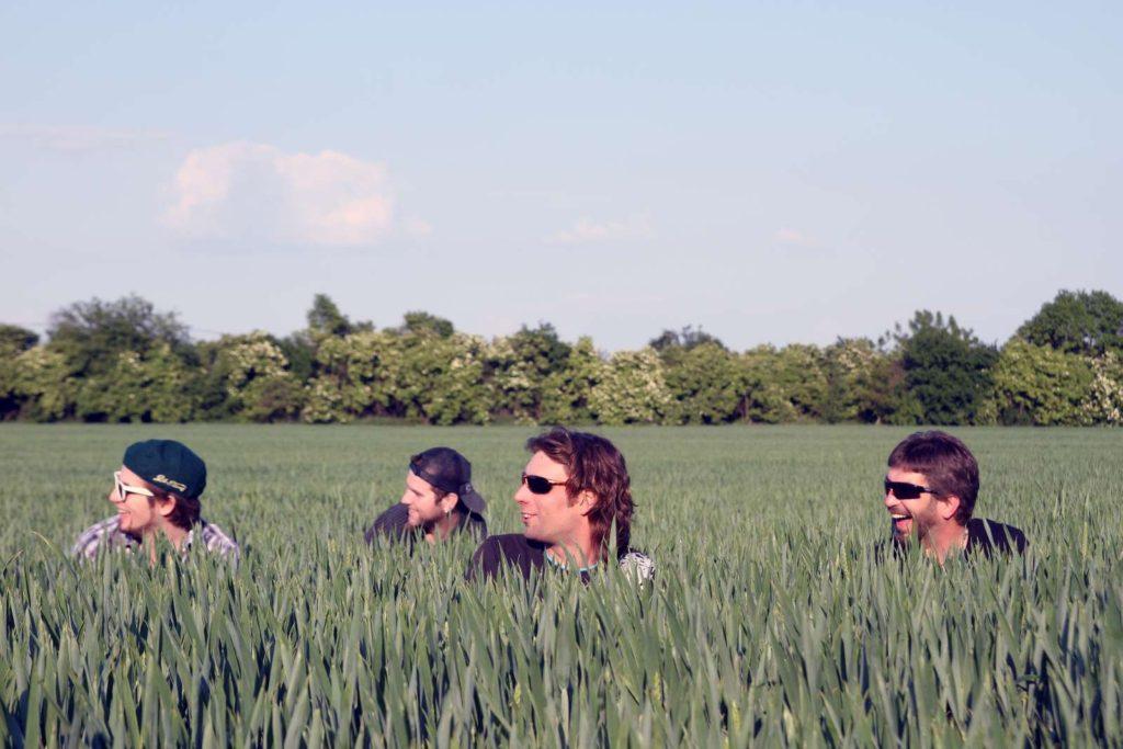 Promo fotky 2014 [2] - Kervežekson (crossover kapela z Prostějova)